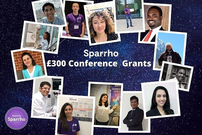 £300 Conference Awards