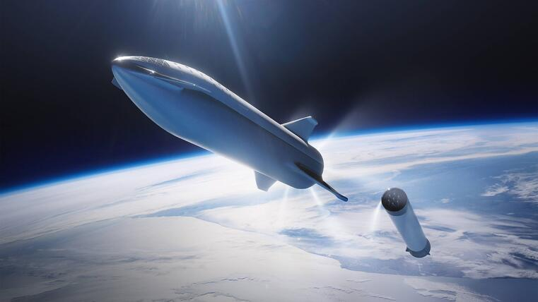 SpaceX is turning to stainless steel, but is it the best material for a spaceship?