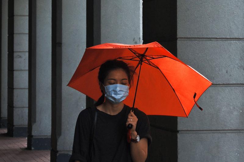 facemask-umbrella